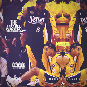 #TheAnswer DJ MarcB front cover