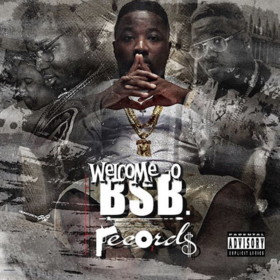 Welcome To BSB Records Troy Ave front cover