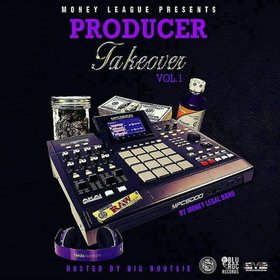 Producer Takeover Vol.1 MoneyLegalBand front cover