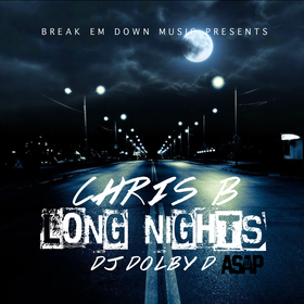 Long Nights Chris B front cover
