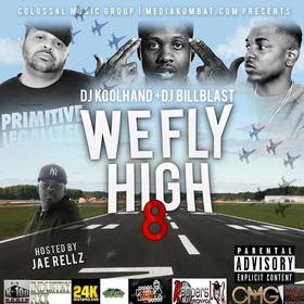 We Fly High Part 8 Colossal Music Group front cover