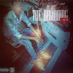 It's Just The Beginning Chico Slim front cover