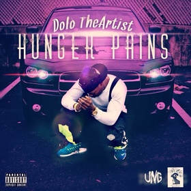 Hunger Pains DoLo TheArtist front cover