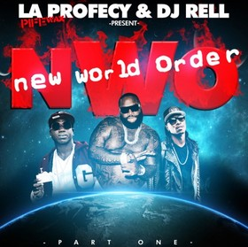 New World Order La Profecy front cover