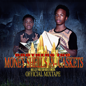 Money, Shells & Caskets Bully Music Records front cover