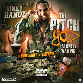 The Pitch God (Patiently Waiting) Binky Bandz  front cover