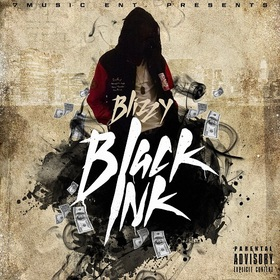 Black Ink Blizzy KBG front cover