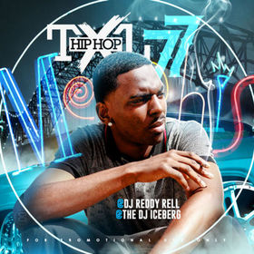 Hip Hop TXL Vol. 77 DJ Reddy Rell front cover