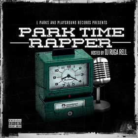 Park Time Rapper L Parks front cover