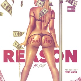 Reason Ft. Def Red Boi front cover