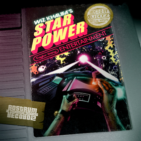 Star Power Wiz Khalifa front cover