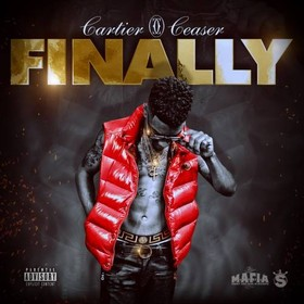Finally Cartier Ceaser front cover