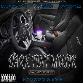 Dark Tints Musik Plyboy Heff front cover
