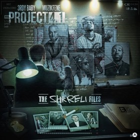 Project 4.1 (The Shkreli Files) 3rdy Baby front cover