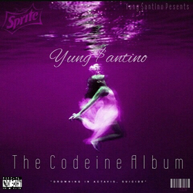 The Codeine Album Yung Santino front cover