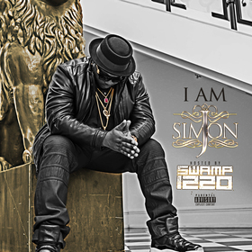 I Am J Simon J. Simon front cover