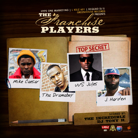 The Franchise Players DJ Tony H front cover