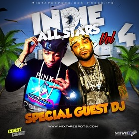 Indie All Stars Vol. 4 Skroog Mkduk front cover