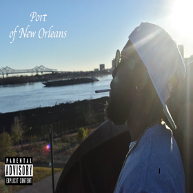 Port Of New Orleans DJ ASAP front cover