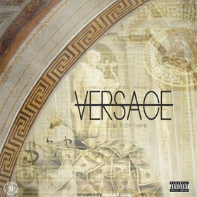 Versace the Mixtape French MystiQ front cover