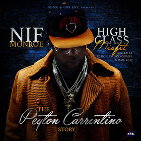 High Class Misfit Nif Monroe front cover