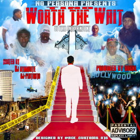 Worth The Wait T.I.N.O front cover