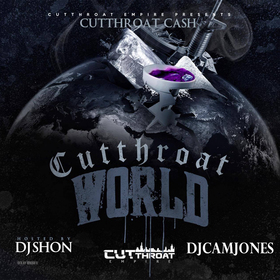 #CuttThroatWorld Cutthroat Cash front cover