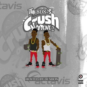 Crush & Codeine 2 Tha 808s front cover