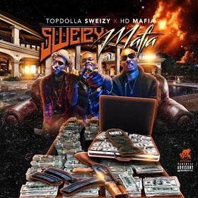 Sweizy Mafia TopDolla Sweizy front cover