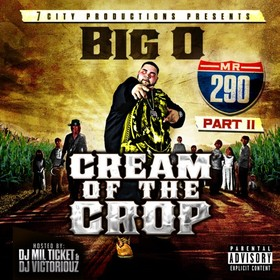 Cream Of The Crop 2 Big O front cover