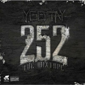 252 The Mixtape YGG Tay front cover