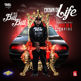 Gas N Guap: Crown Of Life Vol. 1 DJ Philly Phil front cover