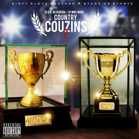 Country Couzins 2 Stack Or Starve front cover