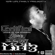 Mob Life 3 Certified MOB front cover