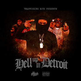 Hell Up In Detroit DJ LYRICAL front cover