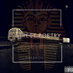 Street Poetry The Pharaoh Amaru front cover