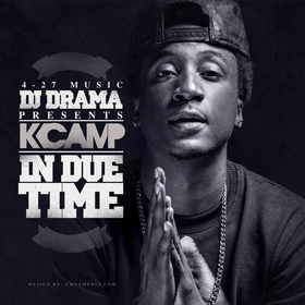 In Due Time K Camp front cover