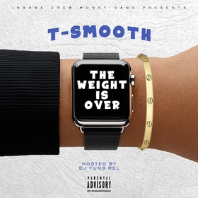 The Weight Is Over T-Smooth front cover