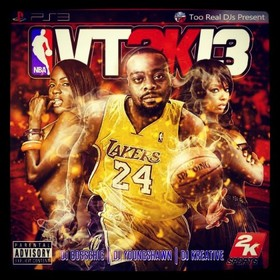 2k13 VT front cover