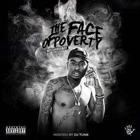 The Face Of Poverty Moss Hardaway 864 front cover