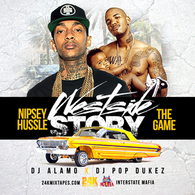 Westside Story Various Artists front cover