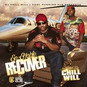 En Effable Recover CHILL iGRIND WILL front cover