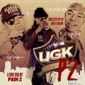 UGK Pt. 2 KD Coppafield front cover
