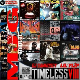 Timeless VIII Lil Flip front cover