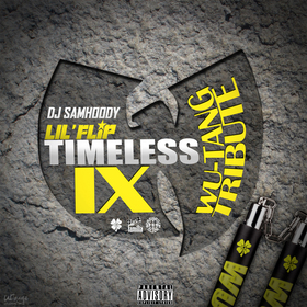 Timeless IX Lil Flip front cover