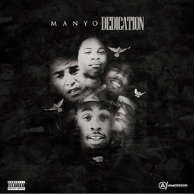 Manyo - Dedication DJ ASAP front cover