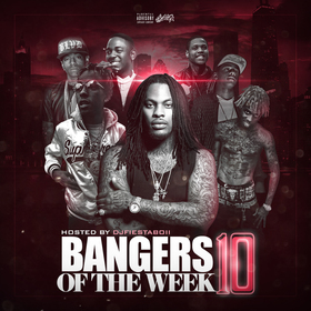 Bangers Of The Week #10 DJ Fiestaboii front cover