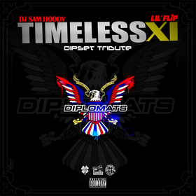 Timeless XI (Dipset Tribute) Lil Flip front cover
