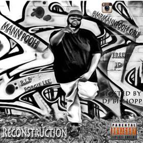 The Reconstruction Mann Pooh front cover