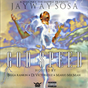 God Speed JayWay Sosa front cover